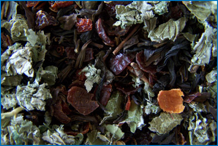 Perishable Products - Loose Leaf Green and Oolong Tea